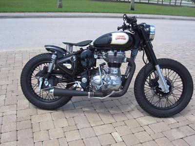 New 2017 Royal Enfield Classic 500