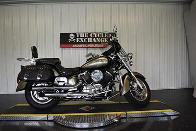 Used 2005 Yamaha V-Star 1100 Classic
