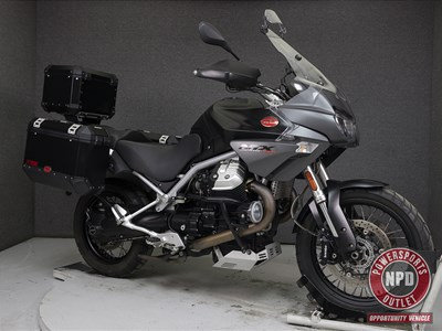 Used 2013 Moto Guzzi Stelvio 1200 NTX ABS