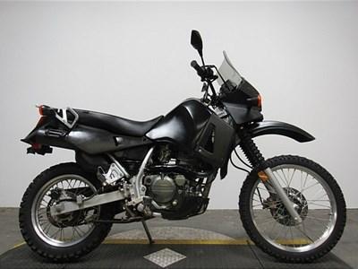 Used 2000 Kawasaki KLR650