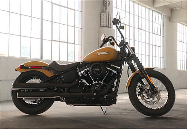 Photo of a 2019 Harley-Davidson® FXBB Softail® Street Bob®