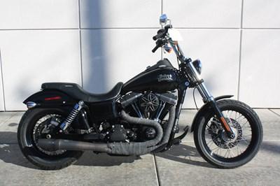 Used 2015 Harley-Davidson® Dyna® Street Bob®