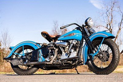 Used 1938 Harley-Davidson® Special Sport Solo