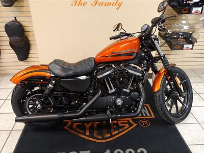 New 2020 Harley-Davidson® Iron 883™