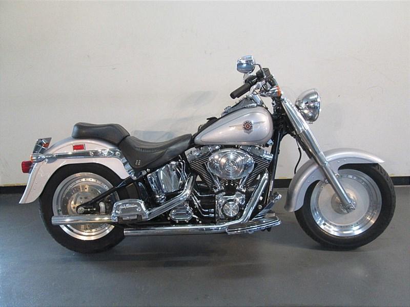 Photo of a 2004 Harley-Davidson® FLSTF/I Softail® Fat Boy®