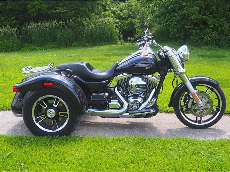 Photo of a 2016 Harley-Davidson® FLRT Freewheeler™