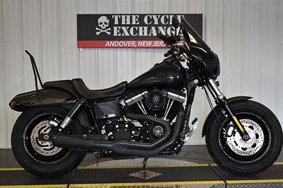 Used 2015 Harley-Davidson® Dyna® Fat Bob®
