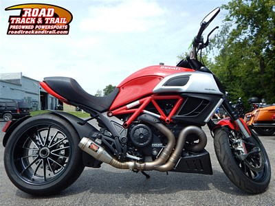 Used 2011 Ducati Diavel ABS
