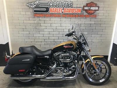 Used 2017 Harley-Davidson® Sportster® SuperLow® 1200T