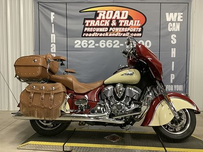 Used 2017 Indian® Motorcycle Roadmaster™ Classic