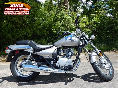 Used 2009 Kawasaki Eliminator 125