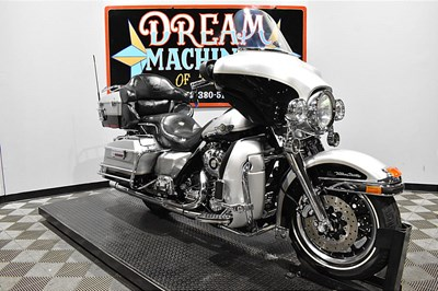 Used 2003 Harley-Davidson® Electra Glide® Classic Anniversary
