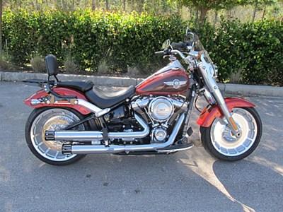 Used 2018 Harley-Davidson® Softail® Fat Boy®