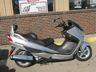 Used 2004 Suzuki Burgman 400