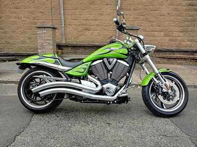 Used 2010 Victory Hammer™ S