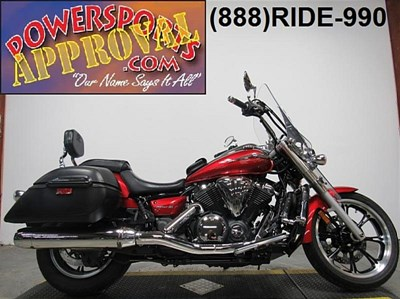 Used 2013 Yamaha V-Star 950 Tourer