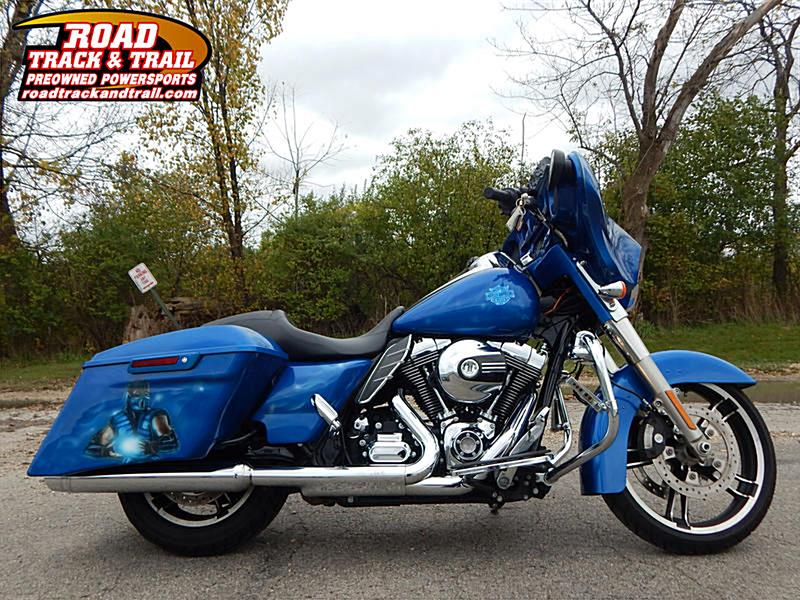 Photo of a 2014 Harley-Davidson® FLHX Street Glide®
