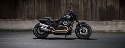 New 2018 Harley-Davidson® Softail® Fat Bob®