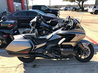 Used 2018 Honda® Gold Wing Tour