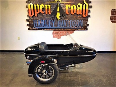 Used 2007 Harley-Davidson® Sidecar Police/Fire Rescue