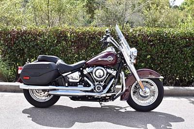 Used 2020 Harley-Davidson® Softail® Heritage Classic 114