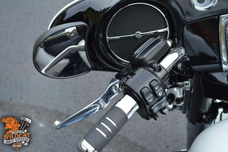 Standard Touring Model Quick Detach Windshield