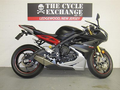 Used 2016 Triumph Daytona 675R ABS