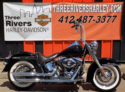 Used 2014 Harley-Davidson® Softail® Deluxe