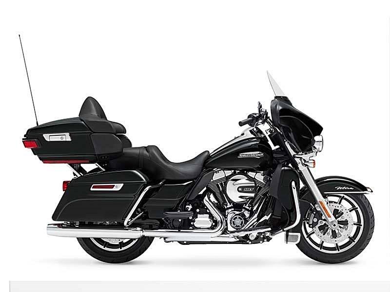 Photo of a 2016 Harley-Davidson® FLHTCU Electra Glide® Ultra Classic®