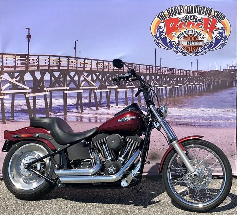 Photo of a 2008 Harley-Davidson® FXSTB Softail® Night Train®