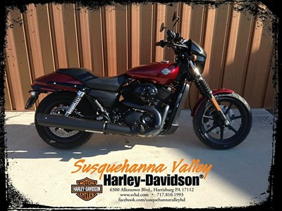 Used Harley-Davidson® Motorcycles for Sale near Lancaster, PA (954