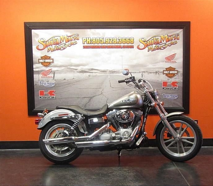 Photo of a 2007 Harley-Davidson® FXD Dyna® Super Glide®