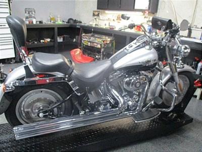 Used 2003 Harley-Davidson® Fat Boy® Anniversary