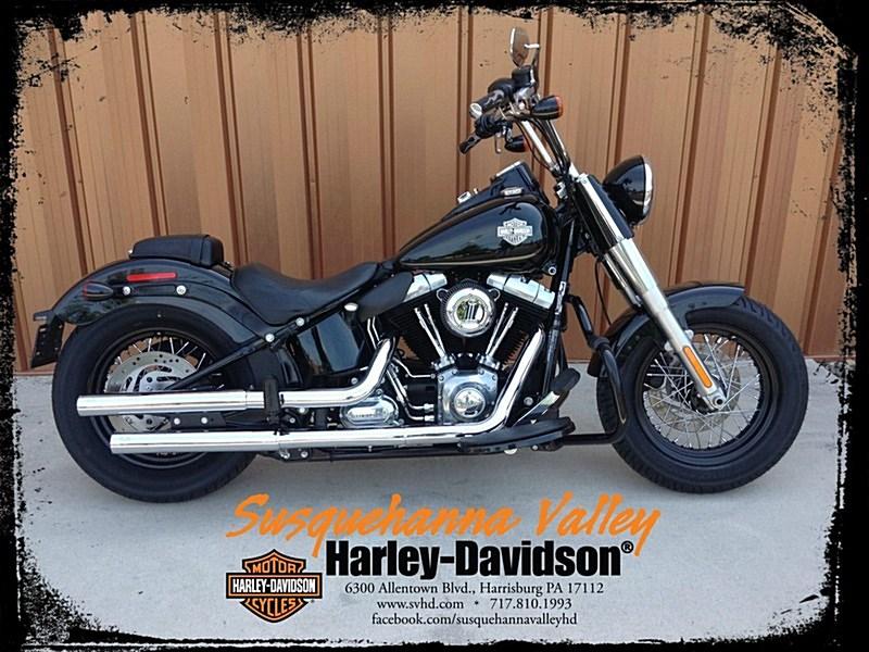Photo of a 2013 Harley-Davidson® FLS Softail® Slim
