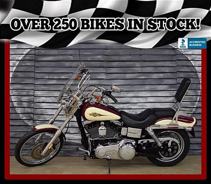 Photo of a 2007 Harley-Davidson® FXDWG Dyna® Wide Glide®