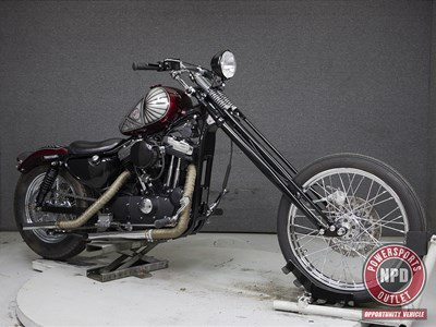 Used 1991 Harley-Davidson® Sportster® 883