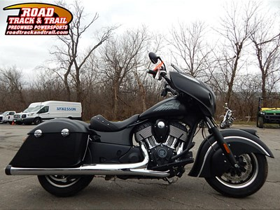 Used 2017 Indian® Chieftian® Dark Horse®