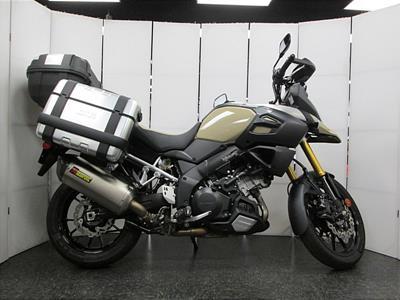 Used 2014 Suzuki V-Strom 1000 ABS Adventure