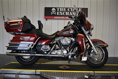 All Used Harley-Davidson® Touring Electra Glide Ultra Clic® near