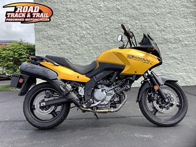Used 2008 Suzuki V-Strom 650
