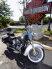 Photo of a 2009 Harley-Davidson® FLSTC Heritage Softail® Classic