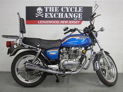 Used 1978 Honda® Hawk I