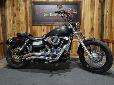 Used 2012 Harley-Davidson® Dyna® Street Bob®