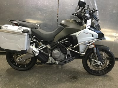 Used 2016 Ducati Multistrada 1200 S