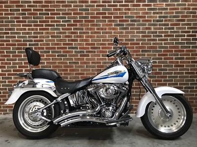 Used 2007 Harley-Davidson® Softail® Fat Boy®