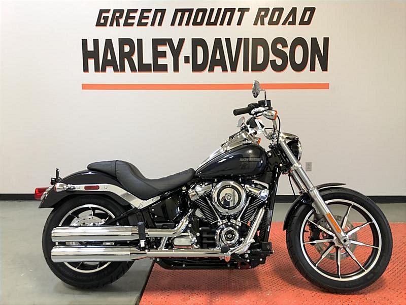 Photo of a 2019 Harley-Davidson® FXLR Softail® Low Rider®