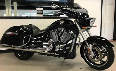 Used 2011 Victory Cross Roads®