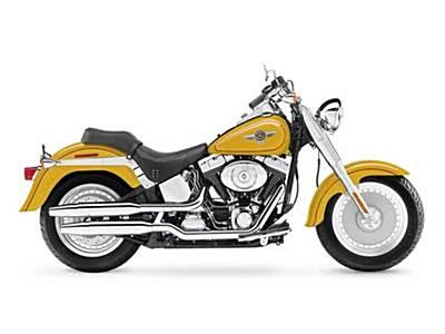 Used 2006 Harley-Davidson® Softail® Fat Boy®