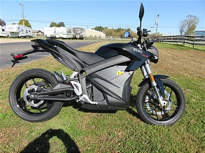 New 2019 Zero Motorcycles DSR ZF14.4 Electric