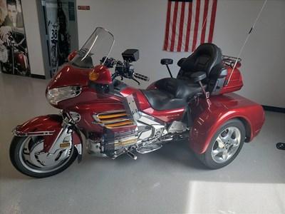 Used 2001 Honda® Gold Wing